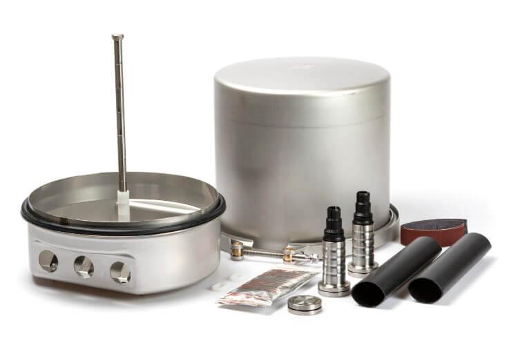 Product image Skarvbox T 240/200 för optofiber