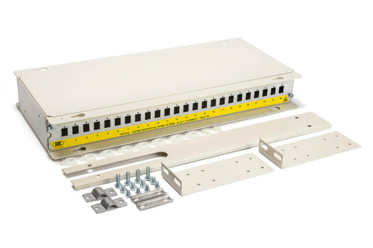 Product image ODF 19″ T400 24xSC Simplex